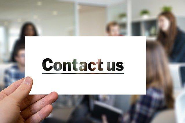 Contact Form Widget For Wordpress
